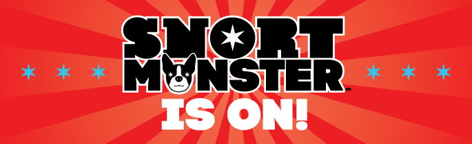 Snort Monster Launches!